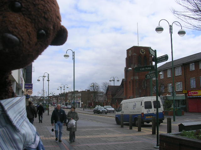 photo of bearsac in shenely road